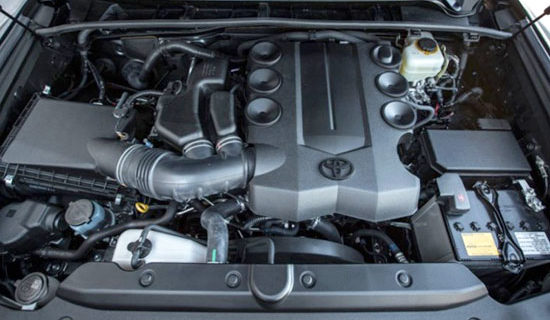 2019 Toyota 4runner Engine