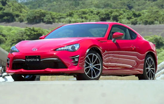 2019 Toyota 86 Review and Price