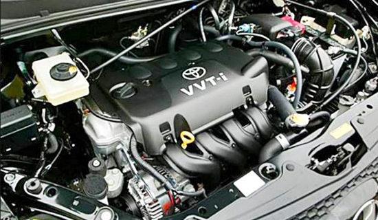 2019 Toyota Allion Engine