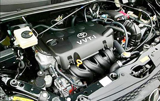 2019 Toyota Allion Engine