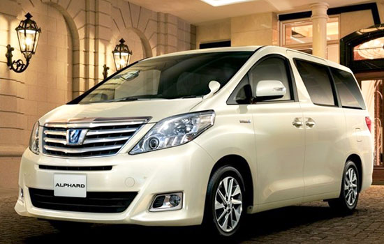2019 Toyota Alphard Review and Specs