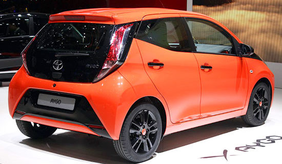 2019 Toyota Aygo Release Date And Price