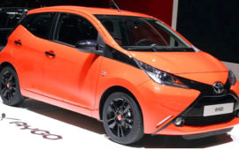 2019 Toyota Aygo Review