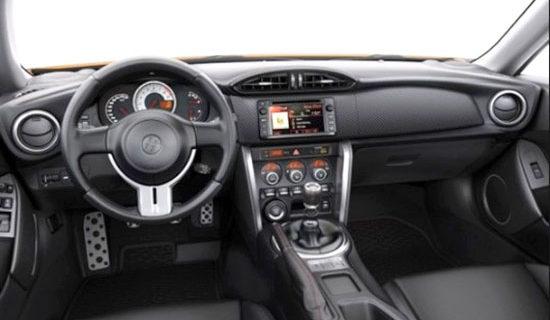 2019 Toyota Celica Interior