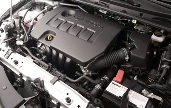 2019 Toyota Corolla iM Engine