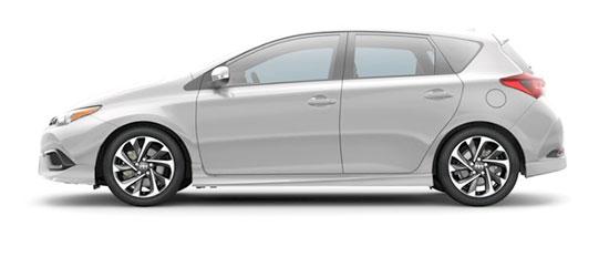 2019 Toyota Corolla iM Exterior