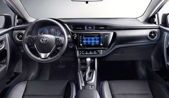 2019 Toyota Corolla IM Interior