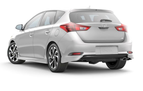 2019 Toyota Corolla iM Release Date and Price