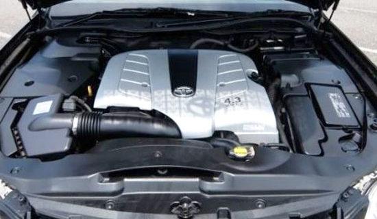 2019 Toyota Crown Engine