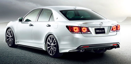 Toyota Sienna 2019 Redesign >> 2019 Toyota Crown Redesign and Price   Toyota Suggestions