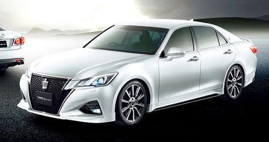 2019 Toyota Crown Redesign and Price