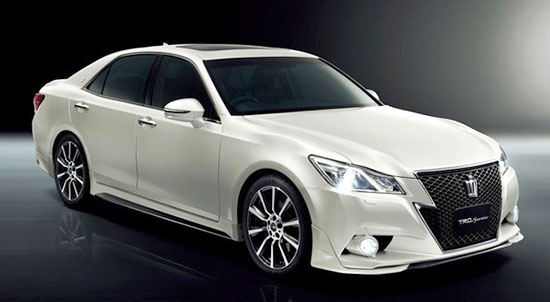 toyota crown redesign  price toyota suggestions