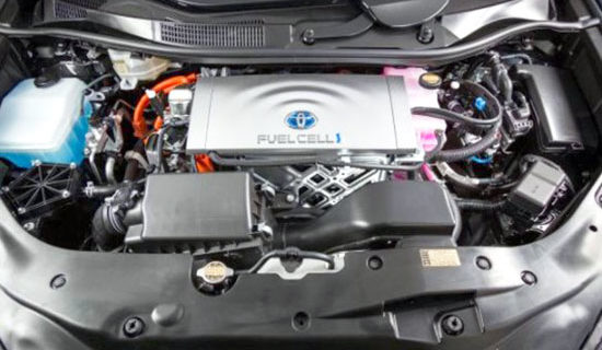 2019 Toyota Estima Engine