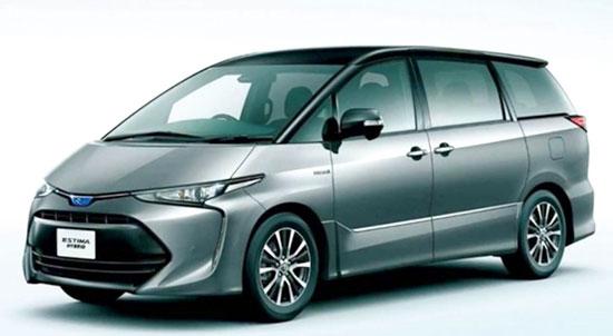 2019 Toyota Estima Review Australia