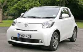 2019 Toyota IQ Review and Specs