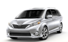 2019 Toyota Sienna AWD Review and price