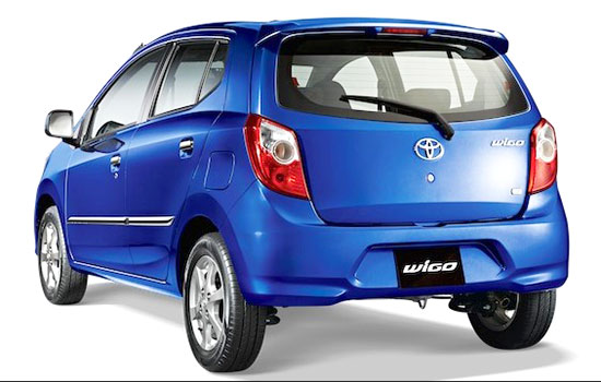 2019 Toyota Wigo Release Date and Price