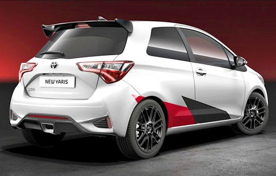 2019 Toyota Yaris Gazoo Exterior