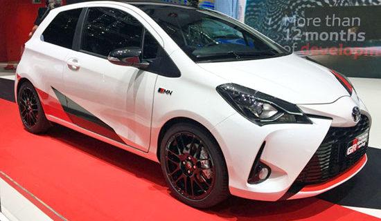 2019 Toyota Yaris Gazoo Release Date And Price