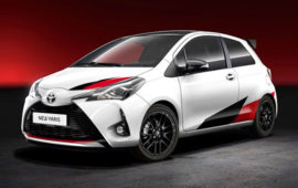 2019 Toyota Yaris Gazoo Review