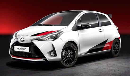 2019 Toyota Yaris Gazoo Review