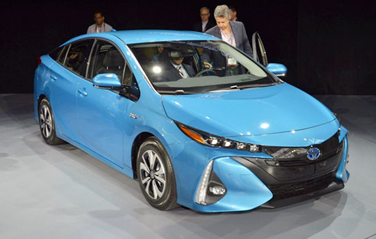 2019 Toyota Prius Plug-in Hybrid Release Date and Price
