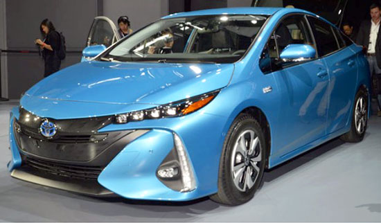 2019 Toyota Prius Plug-in Hybrid Redesign and Review