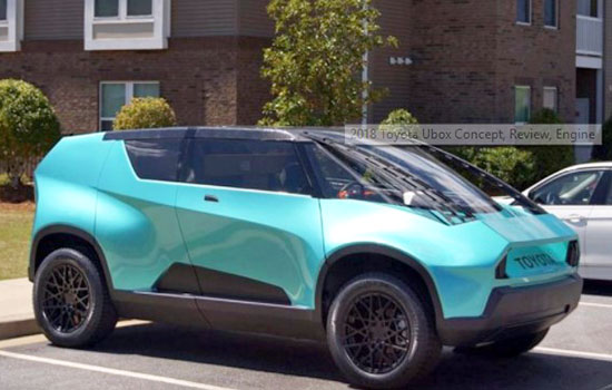2019 Toyota Ubox Review and Redesigh