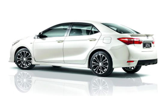 2019 Toyota Altis Release Date And Price