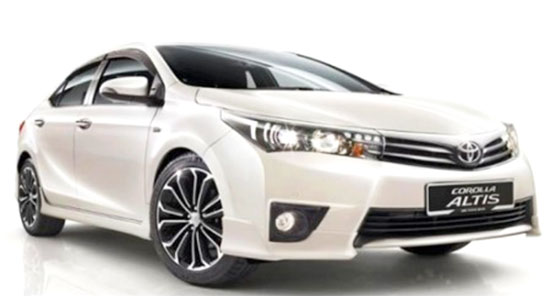 2019 Toyota Altis Review and Price