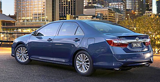 2019 Toyota Aurion Release Date And Price