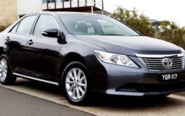 2019 Toyota Aurion Review and Release Date