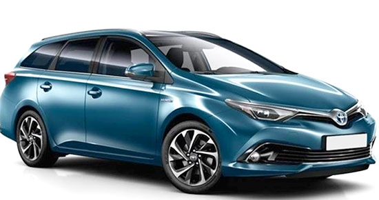 2019 Toyota Auris Review Release Date