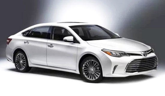 2019 Toyota Avalon Rumors And Review