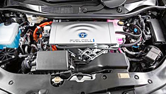 2019 Toyota Avensis Engine