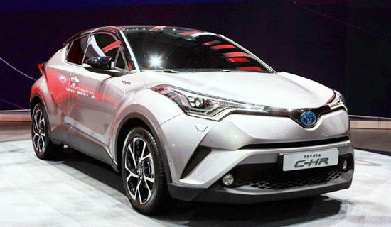 2019 Toyota C HR Review Engine And Release Date
