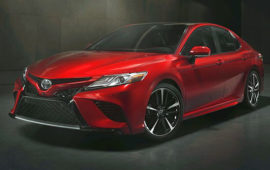2019 Toyota Camry Concept, Review and Engine