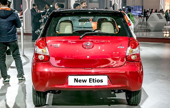 2019 Toyota Etios Release Date and Price
