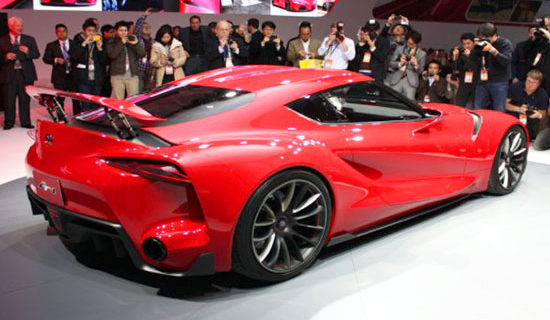 2019 Toyota FT 1 Release Date And Price