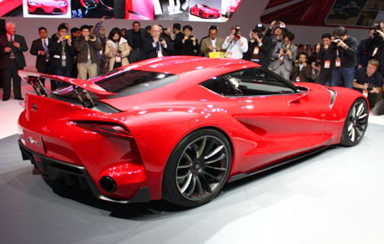 2019 Toyota FT-1 Release Date and Price
