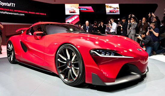 2019 Toyota FT 1 Review And Rumor