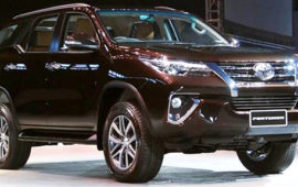 2019 toyota fortuner redesign, review and price | toyota