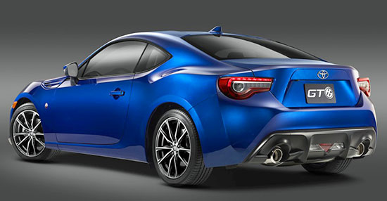 2019 Toyota GT86 Release Date and Price