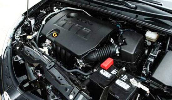 2019 Toyota Harrier Engine