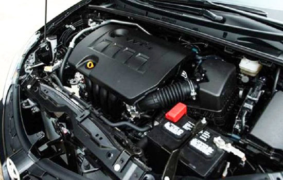 2019 Toyota Harrier Engine