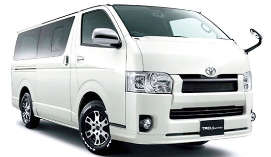 2019 Toyota Hiace Review, Redesign And Price