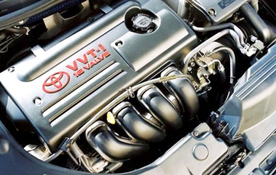2019 Toyota MR2 Engine