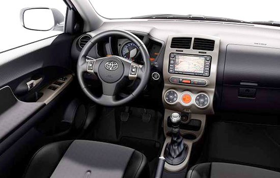 2019 Toyota Urban Cruiser Interior