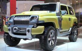 2019 Toyota FJ Cruiser Rumor and Engine Specs