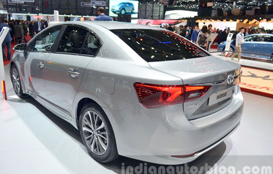 2019 Toyota Avensis Release Date and Price